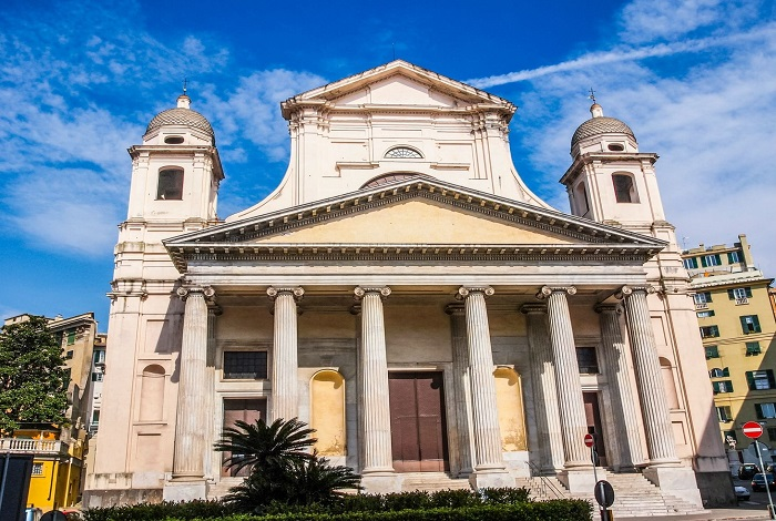 Базилика Сантиссима Аннунциата-дель Вастато
