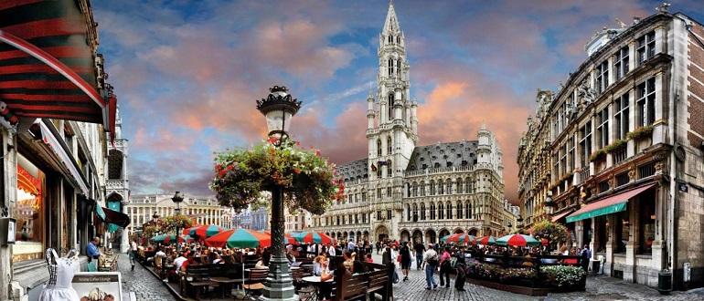 Город Брюгге и его главные достопримечательности с описанием и фото