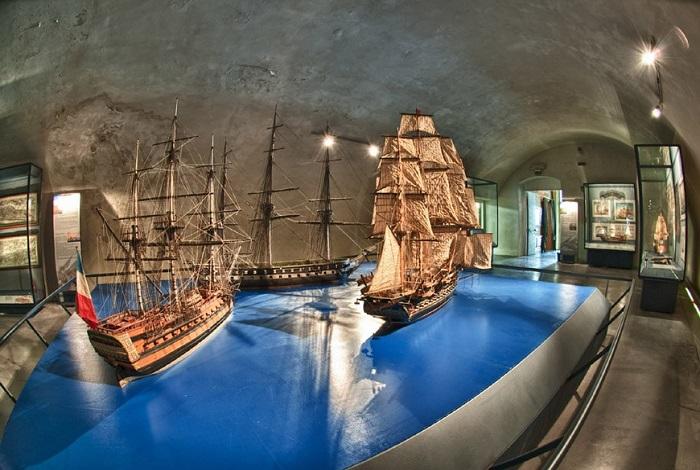 Морской музей Галата