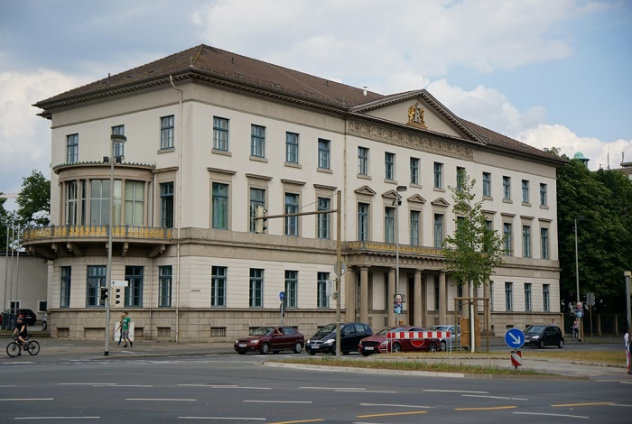 Дворец Вангенхайма
