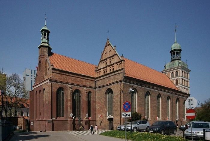 Костел Святой Бригитты