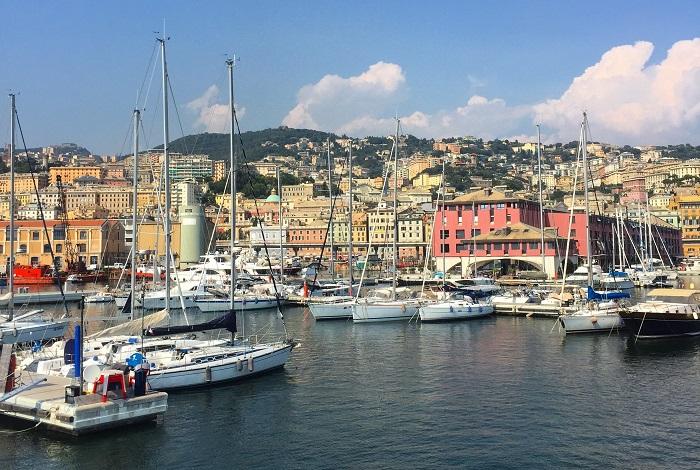 Генуэзский порт