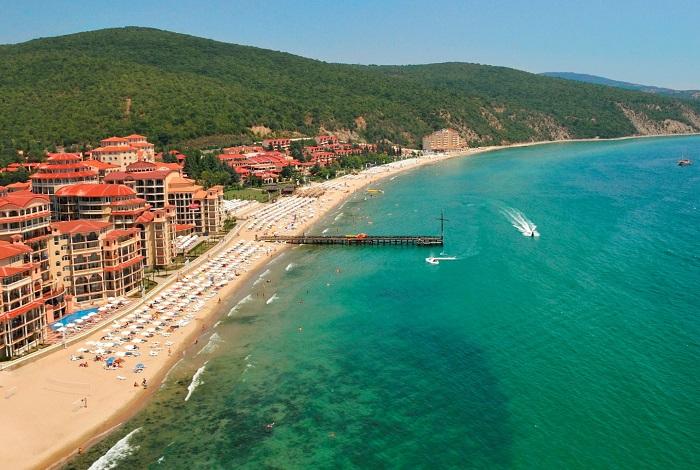 Где в болгарии самое теплое море дешевое жилье в доминикане