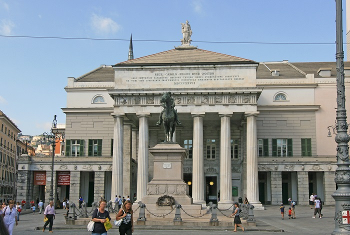 Театр Карло Феличе