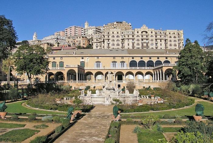Дворец Андреа Дориа