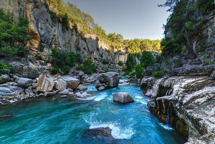 Национальный парк Кепрюлю