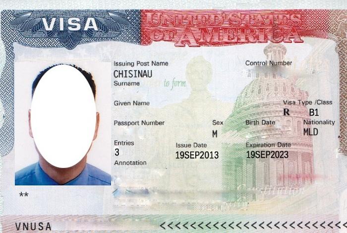 Деловая виза В1